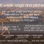 yoga+study: audacious by beth moore