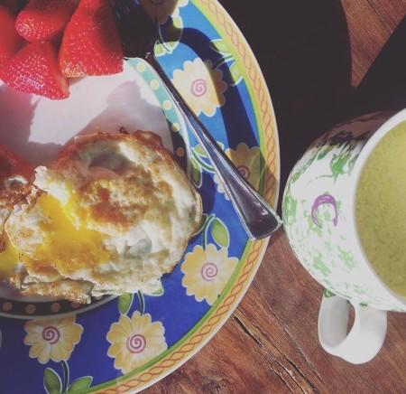 tumeric golden milk tea recipe